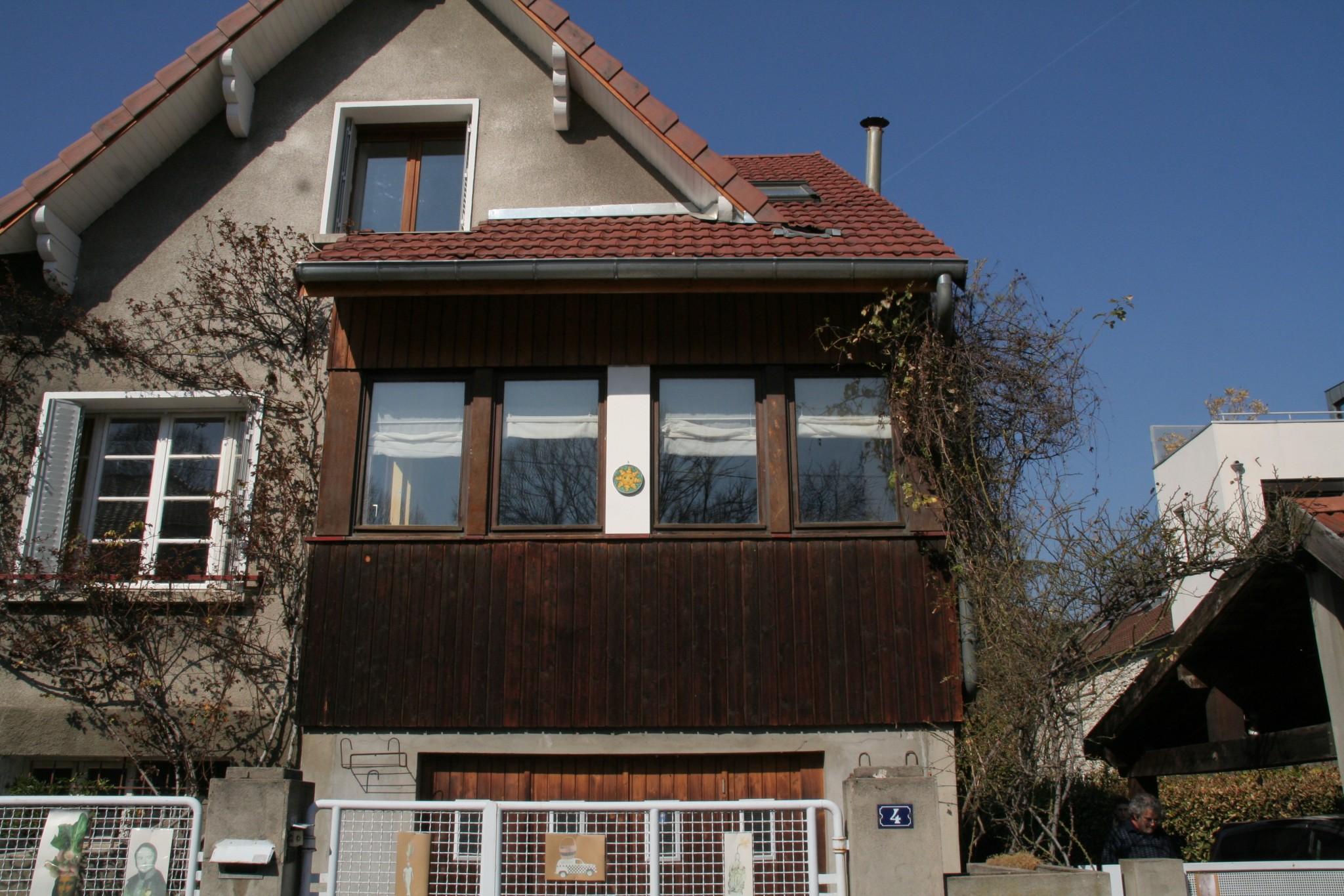 Exemple De Bardage Exterieur isolation toiture & ite façade - finot jacquemet