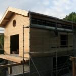 agrandissement de maison