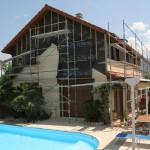 constructeur maison bois isere