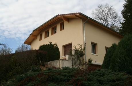 surelevation maison