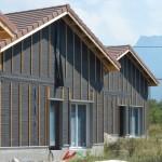 maison ossature bois isere