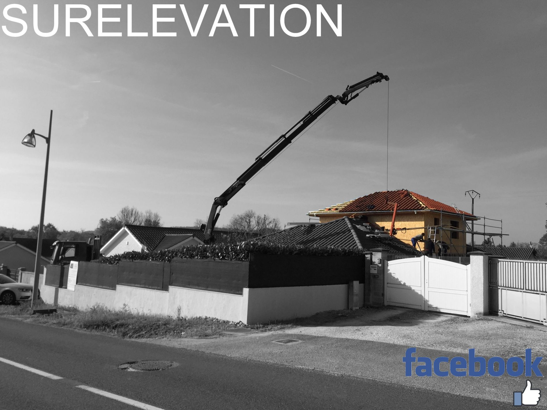 4 facebook sur l vation toiture 4 pans is re finot jacquemet. Black Bedroom Furniture Sets. Home Design Ideas