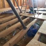 plancher surelevation