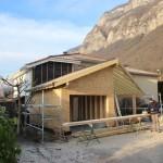 agrandissement ossature bois