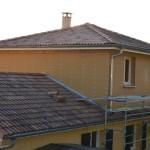 isolation fibre de bois maison