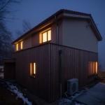 constructeur maison ossature bois isère