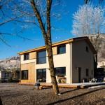 constructeur maison bois isère