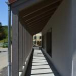 portique bois isere