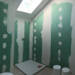 salle de bain combles isère