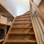 escalier sur mesure en isere