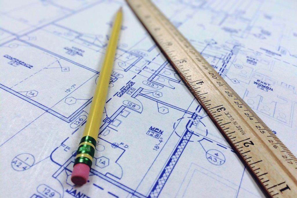 plan extension maison 1024x682 - Comment déclarer une extension de maison